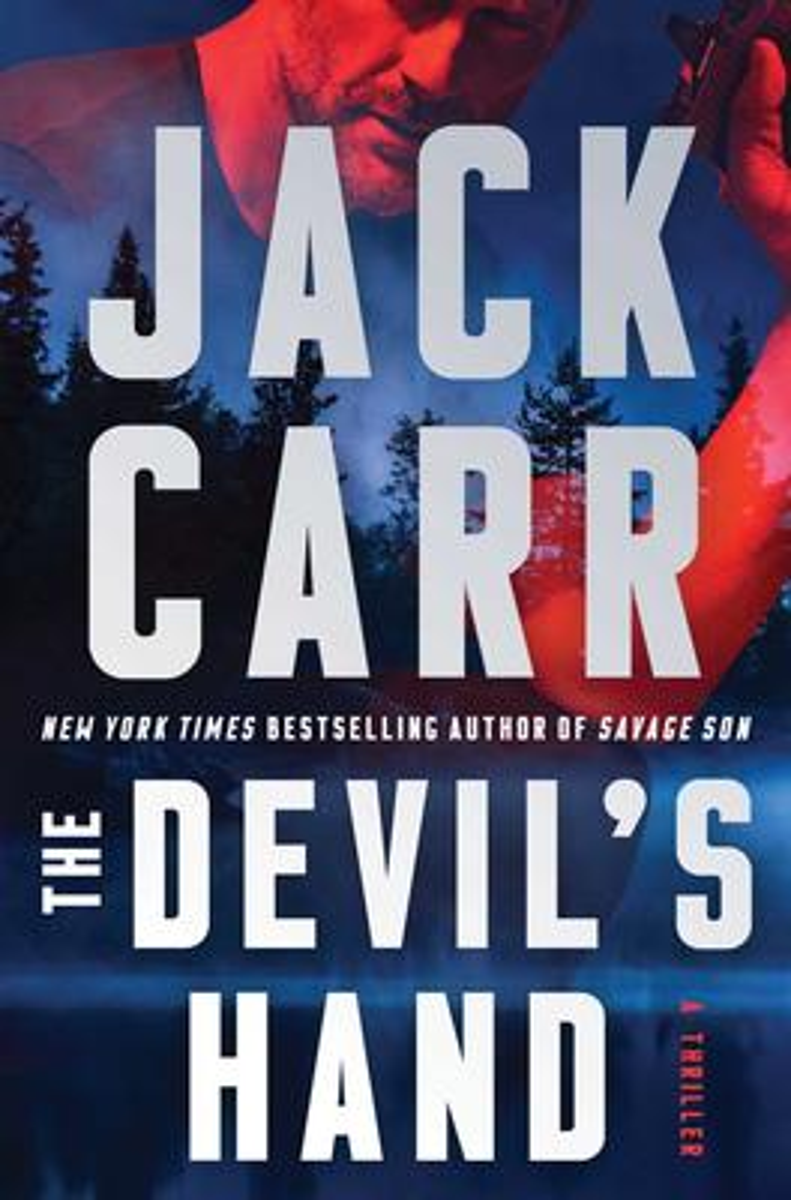 Virtual Event: Jack Carr @ Virtual Event