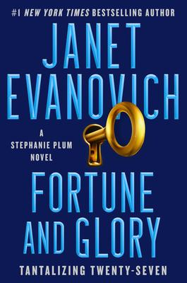 Janet Evanovich discusses Fortune and Glory @ Virtual Event