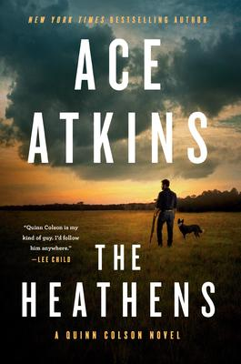 Virtual Event: Ace Atkins discusses The Heathens