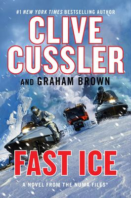 Virtual Event: Graham Brown discusses Clive Cussler's FAST ICE @ Virtual Event