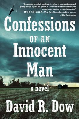 David R. Dow signs CONFESSIONS OF AN INNOCENT MAN @ The Poisoned Pen Bookstore