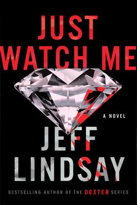Jeff Lindsay signs JUST WATCH ME @ The Poisoned Pen Bookstore