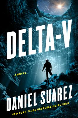 Daniel Suarez signs DELTA-V @ The Poisoned Pen Bookstore