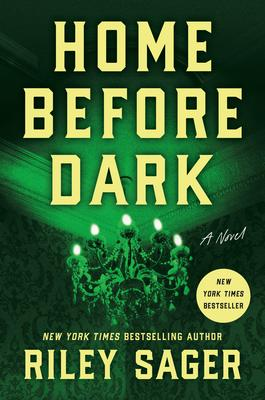 Virtual Event: Riley Sager discusses HOME BEFORE DARK @ The Poisoned Pen Bookstore