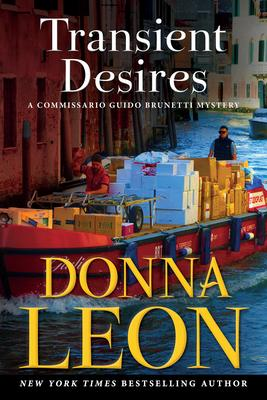 Virtual Event: Donna Leon @ Virtual Event