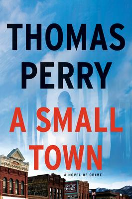 Thomas Perry signs A SMALL TOWN @ The Poisoned Pen Bookstore