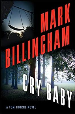 Virtual Event: Mark Billingham discusses CRY BABY, hosted by Lee Child! @ The Poisoned Pen Bookstore