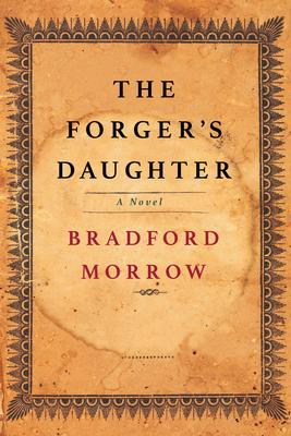 Virtual Event: Bradford Morrow discusses The Forger's Daughter @ Virtual Event