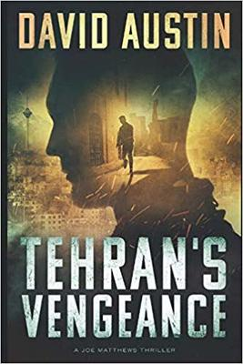 David Austin signs TEHRAN'S VENGEANCE @ The Poisoned Pen Bookstore