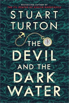 Stuart Turton discusses The Devil and the Dark Water @ Virtual Event