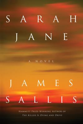 James Sallis signs SARAH JANE @ The Poisoned Pen Bookstore