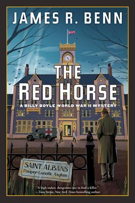 Virtual Event: James R Benn discusses THE RED HORSE with guest host Francine Mathews. @ Virtual Event