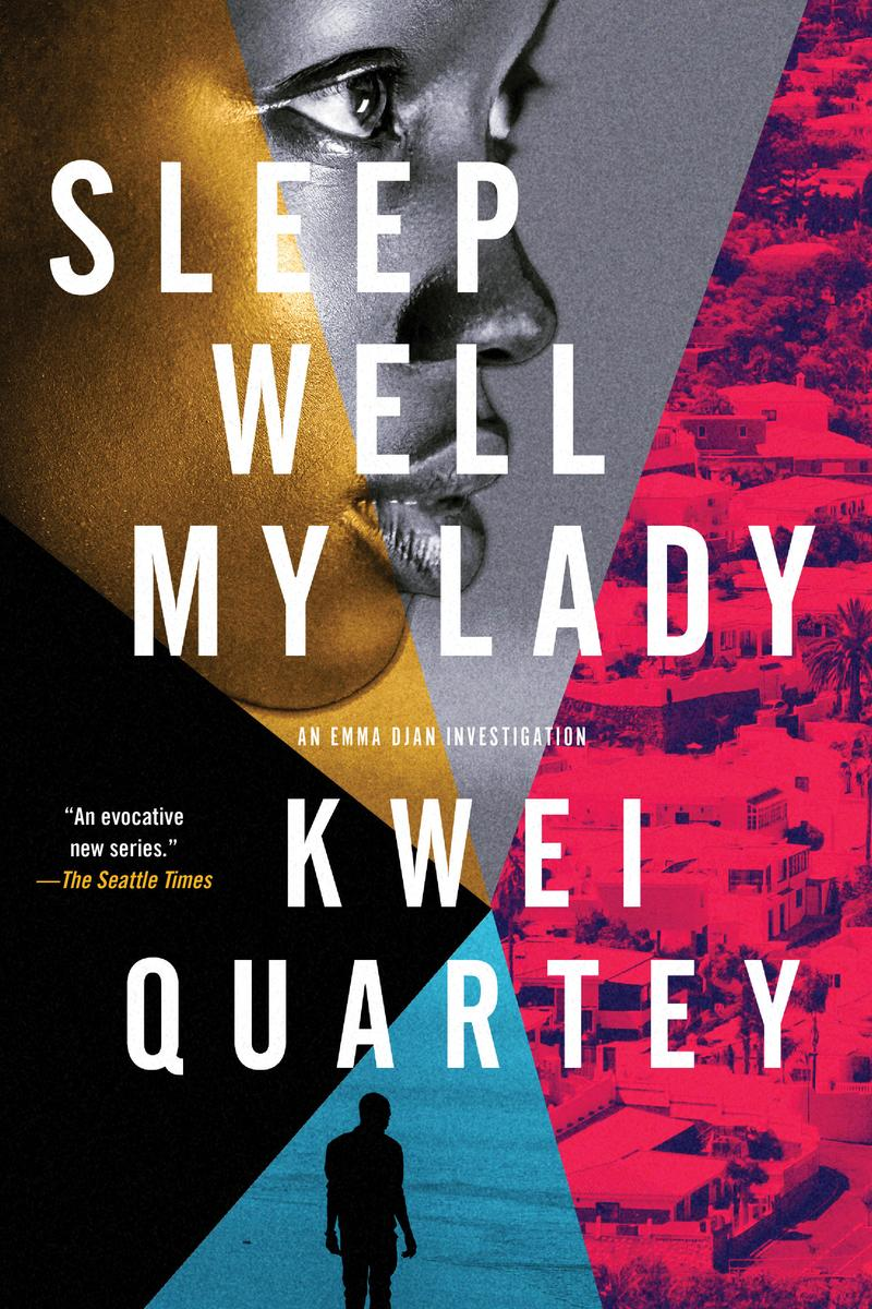 Kwei Quartey in Conversation with Michael Connelly @ Virtual Event