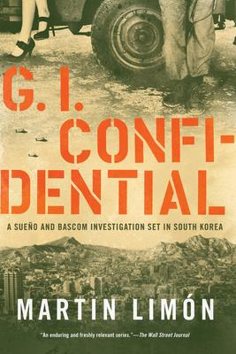 Martin Limon signs G.I. CONFIDENTIAL @ The Poisoned Pen Bookstore