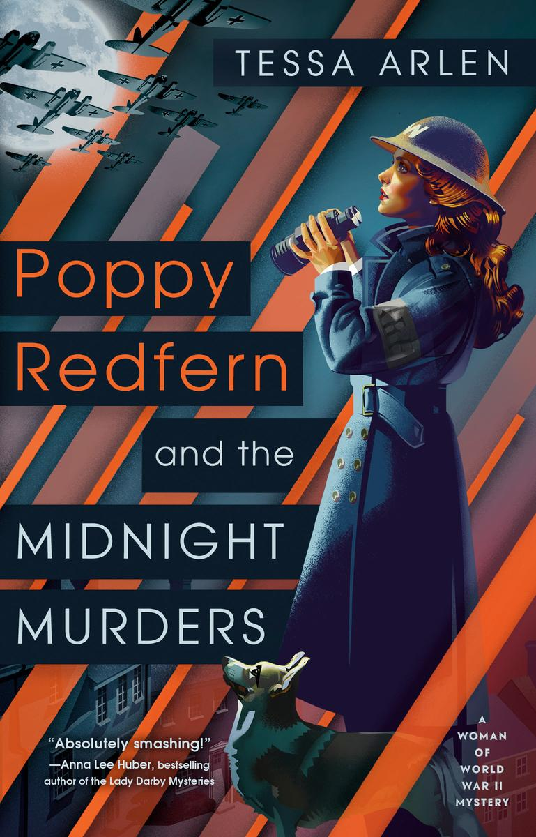 Tessa Arlen signs POPPY REDFERN AND THE MIDNIGHT MURDERS @ The Poisoned Pen Bookstore