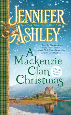 Jennifer Ashley signs A MACKENZIE CLAN CHRISTMAS @ The Poisoned Pen Bookstore