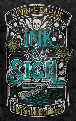 Virtual Event: Kevin Hearne discusses Ink and Sigil @ The Poisoned Pen Bookstore