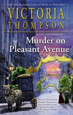 Victoria Thompson signs MURDER ON PLEASANT AVENUE @ The Poisoned Pen Bookstore