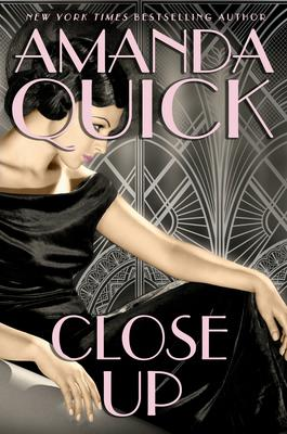 Virtual Event: Amanda Quick (Jayne Ann Krentz) discussses CLOSE UP @ The Poisoned Pen Bookstore